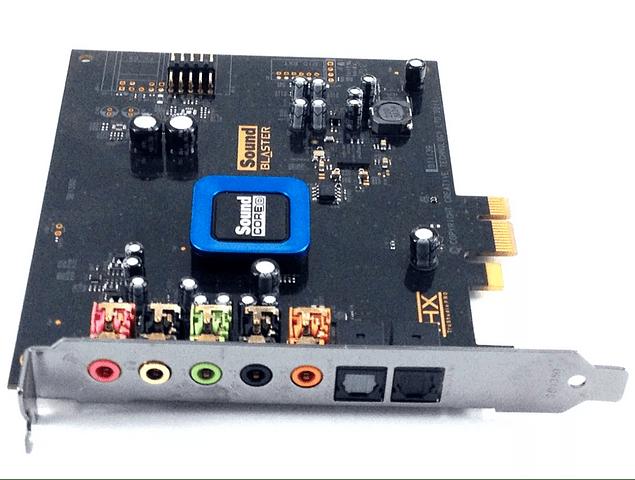 Tarjeta de Sonido Sound Blaster Creative Sb1350 Pcie 5.1 Recond3d Thx Sorround
