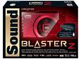 Tarjeta de Sonido Sound Blaster Z Creative Sb1500 Pci-e Gaming Sound Card 5.1 y 7.1