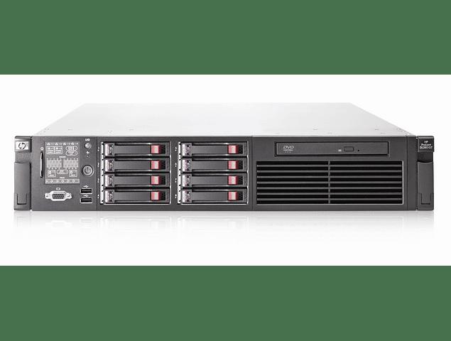 Servidor / HP Server / DL380 G7 Gen7 / 2 x 300Gb HDD SAS / 32Gb. RAM / 2 x Intelå Xeonå Processor X5670 (2.93 GHz, 12MB Cache) / 12-cores / Servidor Microsoft Linux HP / Especial Virtualizar