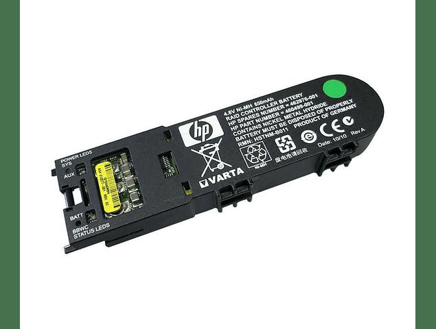 Bateria HP Controladora Smart Array P410i P410 P411 P212 4.8V Battery module 462976-001  460499-001 462969-B21 sin cable