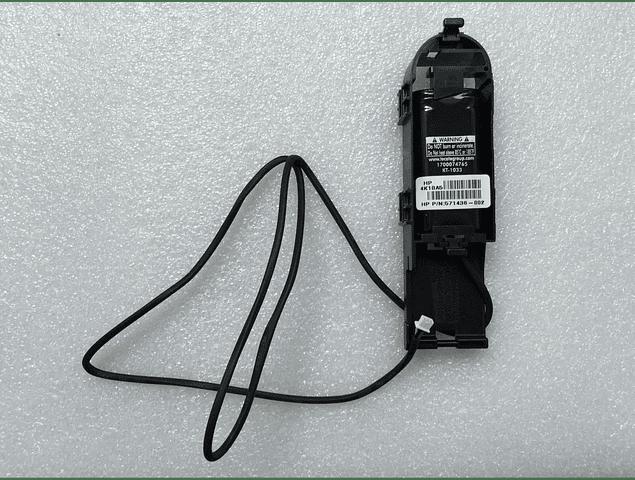 Bateria HP Controladora P410 P411 P212 587324-001 571436-002 Smart Array Flash Backed Write Cache FBWC