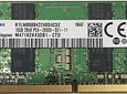 Memoria Ram 16gb / 2Rx8 PC4 - 21300S / 2666V SODIMM / 260 pin Notebook, iMac