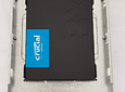 Disco Duro SSD 960Gb Crucial para MacPro 5.1 4.1 3.1  SSD con sistema El Capitan, Sierra, High Sierra, Mojave
