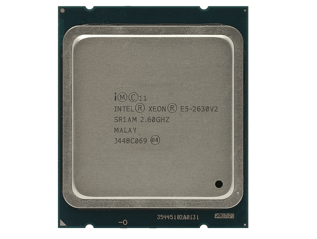 CPU Intel Xeon E5-2630v2 SR1AM 2.6GHz Six 6-Core LGA 2011 Socket R Server CPU Processor
