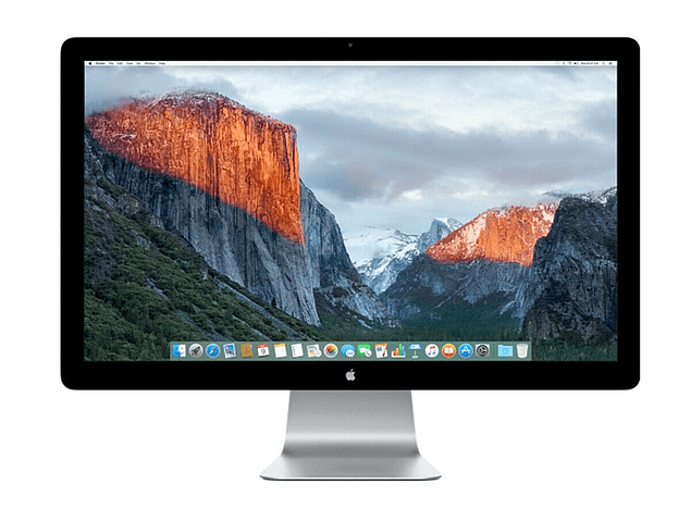 Monitor Apple Thunderbolt 27