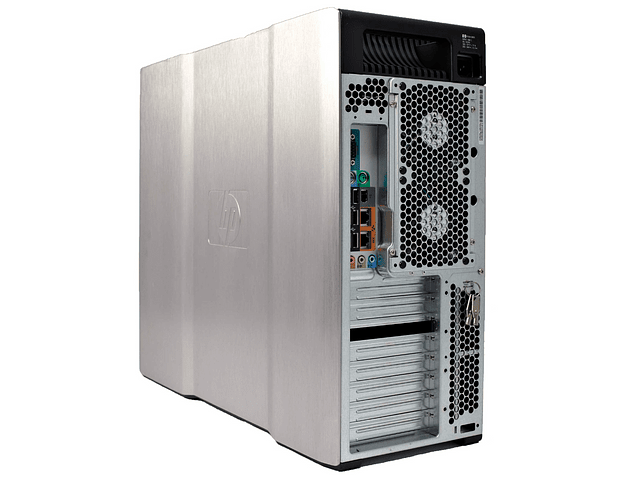 HP Z800 Workstation / 96Gb Ram / 240gb SSD, 2 x 1Tb. HDD / 2 x Intel Xeon X5675 Seis núcleos a 3.06 GHz 12 nucleos/ Tarjeta de video Sapphire AMD Radeon HD 6850 1Gb GDDR5