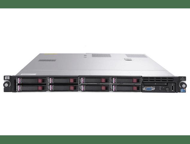 Servidor / HP Server / DL360 G7 Gen7 / 16gb / 300Gb 10K SAS / 1 x Intelå XEONå X5650 CPU @ 2.67GHz / 6-core / 1 x Fuente de Poder 460 Watts / Servidor Microsoft Linux HP