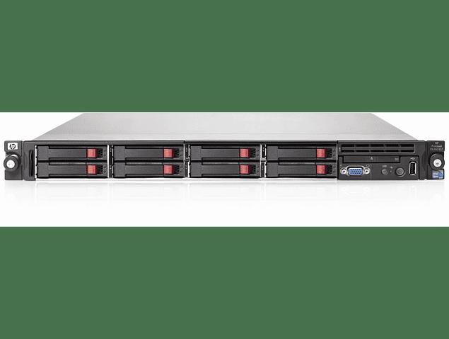 Servidor / HP Server / DL360 G7 Gen7 / 32gb / 2 x 300Gb 10K SAS / 2 x Intelå XEONå E5650 CPU @ 2.67GHz / 12-core / 1 x Fuente de Poder 460 Watts / Servidor Microsoft Linux HP
