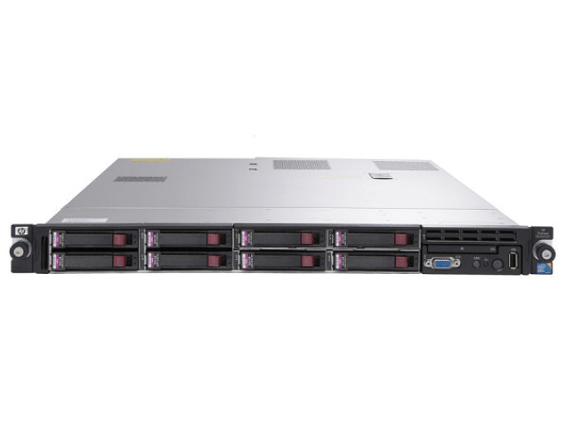 Servidor / HP Server / DL360 G7 Gen7 / 32gb / 2 x 300Gb 10K SAS / 2 x 900Gb 10K SAS / 2 x Intelå XEONå E5675 CPU @ 3.06GHz / 12-core / 1 x Fuente de Poder 460 Watts / Servidor Microsoft Linux HP