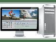 """Equipo Apple Mac Pro 3.1 / 32Gb Ram / 500Gb / Monitor Apple Cinema 24 / WIFI Bluetooth OS X El Capitan / 2 x CPU Intel Xeon E5462 ocho n""""cleos a 2.8 GHz"""