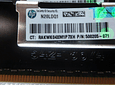Memoria Ram 8gb / 2Rx4 PC3 - 10600R DDR3 - 1333Mhz / HP DELL / Ecc Registered 500205-071