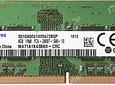 Memoria Ram 4gb / 1Rx8 PC4 - 19200S / 2400T SODIMM / 260 pin Notebook, iMac