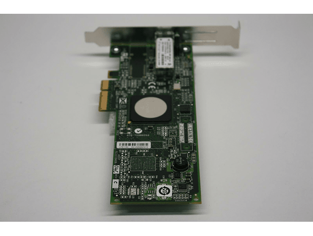 Tarjeta de Fibra Optica HP 397739-001 FC1120005-04C LPE1150 4GB PCI-EXPRESS FIBRE CHANNEL SINGLE-PORT