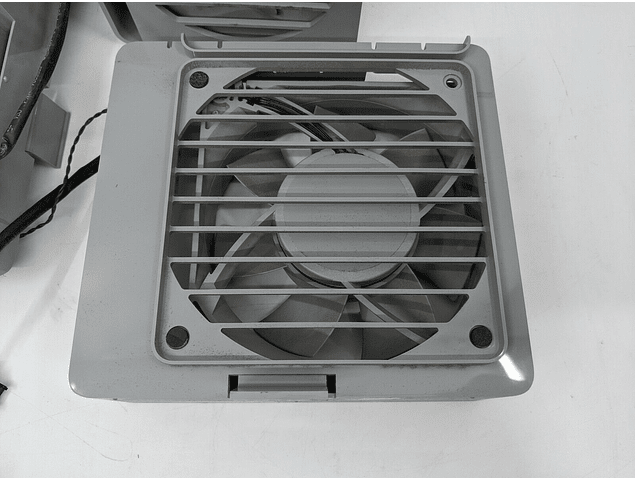 Ventilador Apple Mac Pro 4,1 5,1 2009 2010 2012 A1289 Tunel de CPU con parlante unidad MacPro