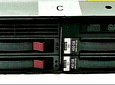Servidor / HP Server / StorageWorks P4300 G2  / 8 x 450Gb HDD SAS / 48Gb. RAM / 2 x Intelå Xeonå Processor X5670 (2.93GHz, 12MB Cache) / 12 Cores Nucleos / Servidor Microsoft Linux HP