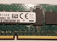 Memoria Ram 8gb / 1Rx4 PC3L - 12800R DDR3 - 1600Mhz / HP Server / Ecc Registered