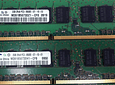 Memoria Ram 4gb / 2Rx8 PC3 - 8500E DDR3 - 1066mhz /  Ecc Unbuffered / HP Server