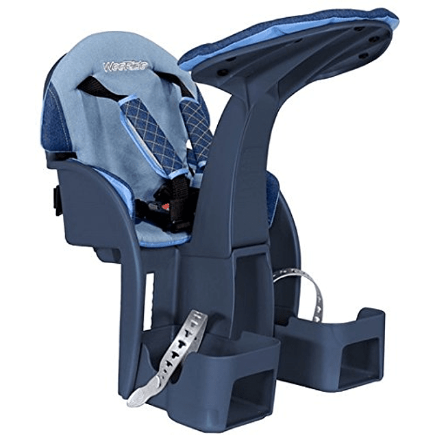 WeeRide Ltd Kangaroo Child Bike Seat, Denim