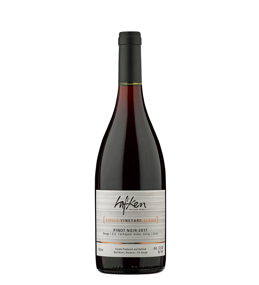 Pinot Noir 2017 Cachapoal Andes