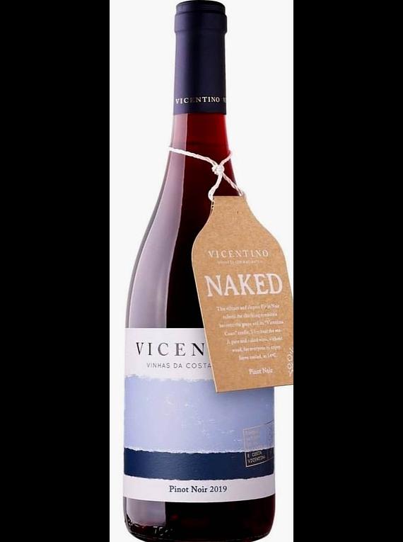 Vicentino Pinot Noir Naked 2020
