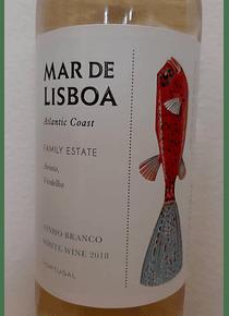 Mar de Lisboa Branco 2018