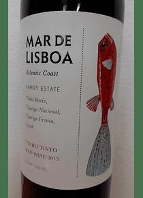 Mar de Lisboa Tinto 2016