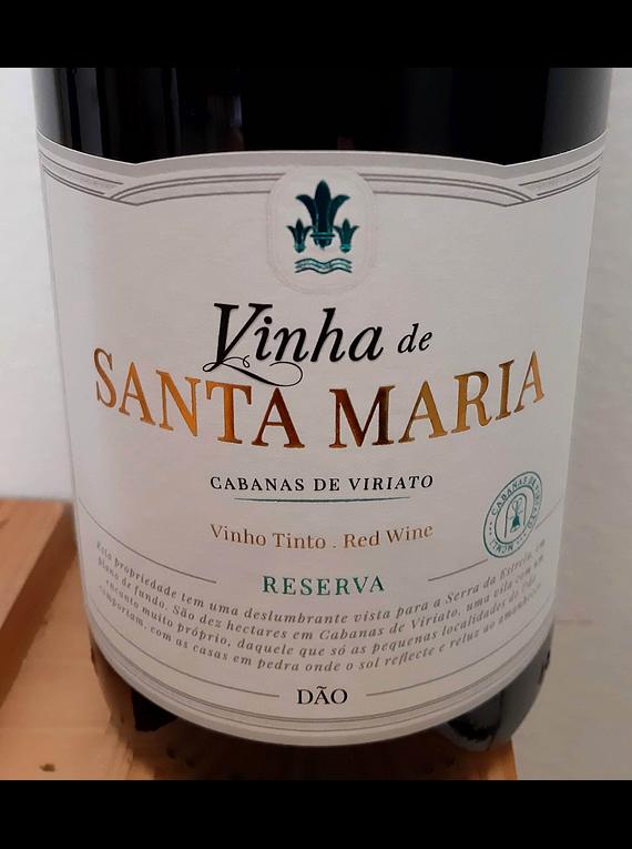 Vinha de Santa Maria Reserva 2018