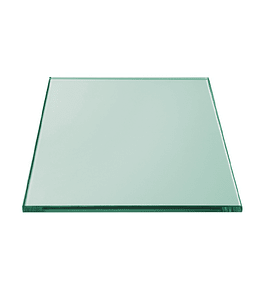 Cristal templado / Incoloro 8mm / mesas laterales