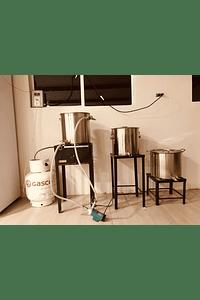 Curso Elaboración Cerveza Artesanal CURACAVÍ
