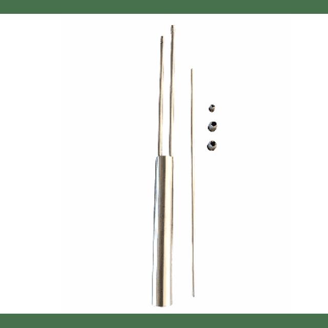 Torpedo Acero INOX para Fermentadores Plásticos