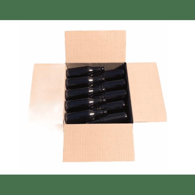 Botella 330 cc en Caja x 50 unidades [Formato envío a Regiones]