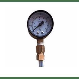 Medidor de Presión Barriles