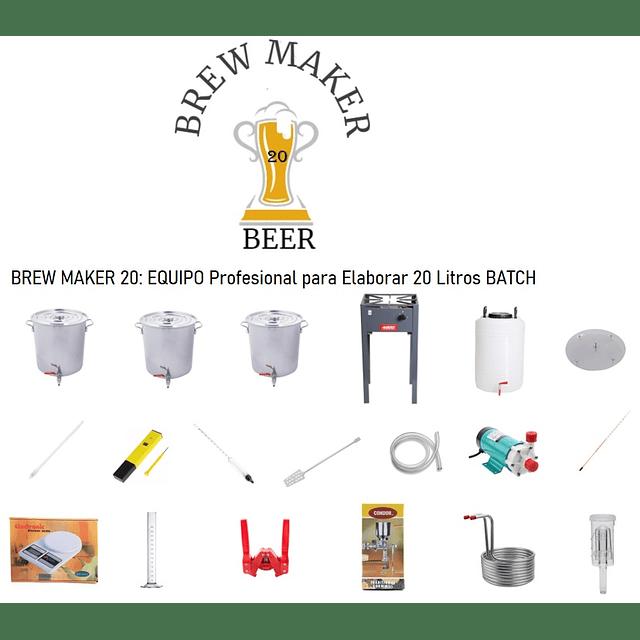 BREW MAKER 20