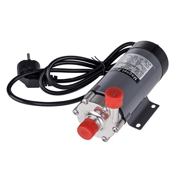 Bomba Acople Magnético mod MP-15RM  Cabezal Acero