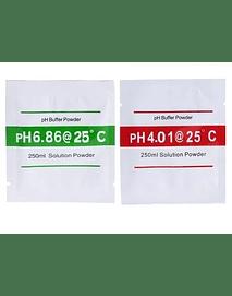 Buffer Calibración pH [4.01 y 6.86]