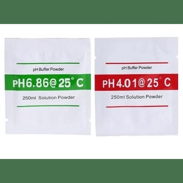 Buffer Calibración pHmetro