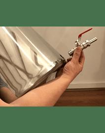 Instalación Válvula (incluye válvula y terminales)