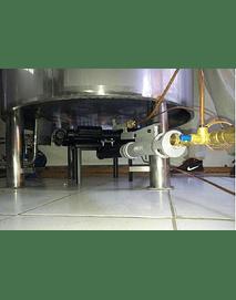 Kit Seguridad para Quemadores (Termocupla y encendido a Distancia)