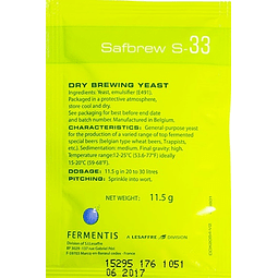 Safbrew S-33