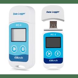 Termómetro Logger Temperatura