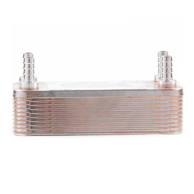 Enfriador de 20 Placas Volumen 0 a 60 litros [Con Espiga]