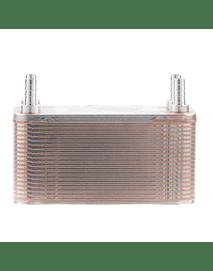 Enfriador de 40 Placas Volumen 90 a 120 Litros [Con Espiga]
