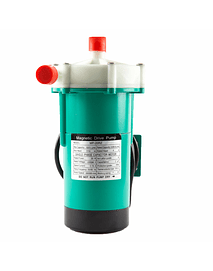 Bomba Acople Magnético Cabezal PVDF. Modelo MP-20RZ 10LP (Ácido - Alcalino)