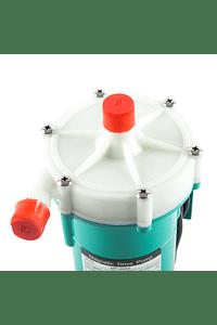 Bomba Acero Inox. Modelo MP-20RZ 10LP (Ácido - Alcalino) conexión con manguera 1/2