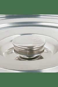 Olla 30 Litros Acero Inoxidable (2.0 mm)