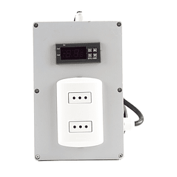 Controlador de Temperatura para Fermentación
