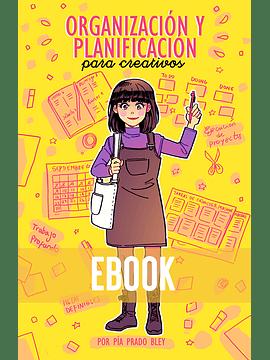 (EBOOK) Organización y Planificación para creativos