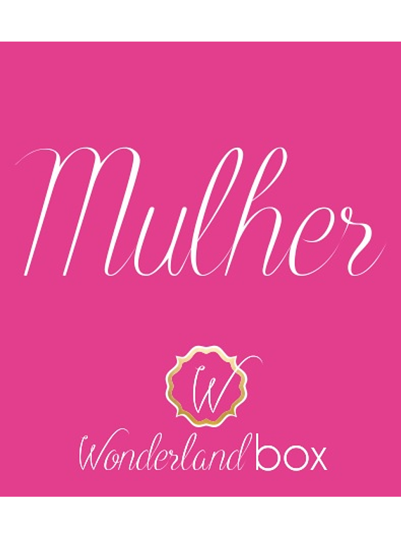 Box Beleza Mistério MASTER- Subscrição Anual