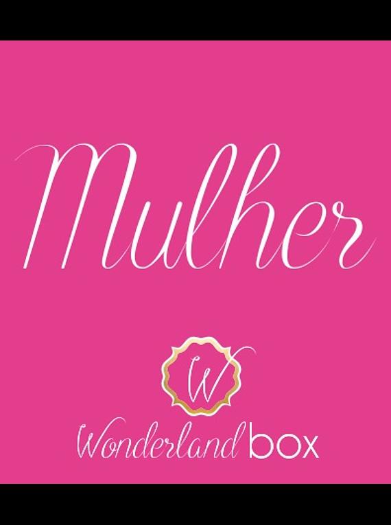 Box Beleza Mistério PLUS - Subscrição Anual