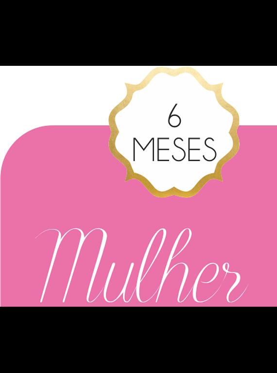 Box Beleza Mistério MASTER - Subscrição Semestral